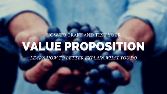 how to create value proposition
