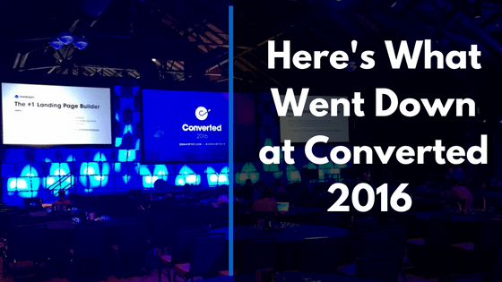 Little Known Facts About Leadpages Conference.
